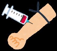健康診断採血